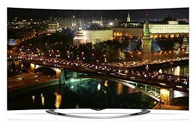 LG Electronics Uk Ltd. 65EC970V 65inch OLED 4K Ultra HD Curved Screen 3D SMART TV