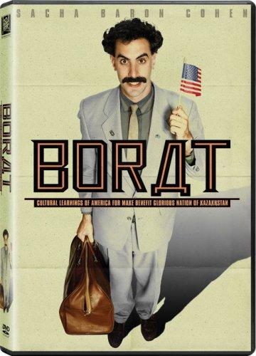 Click for larger image of Borat (P&S Dub Sub Ac3 Dol Sen) [DVD] [2006] [Region 1] [US Import] [NTSC]