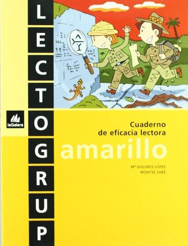 Lectogrupo amarillo por Dolores López