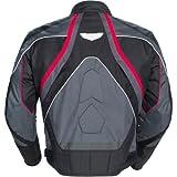 Cortech GX Sport 3 Mens Gun Metal/Black Textile Jacket - 2X-Large