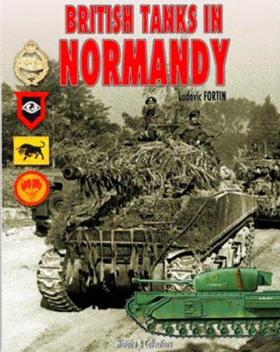 British Tanks in Normandy por Ludovic Fortin