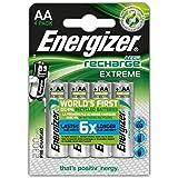 Energizer - 635730 - Pile Rechargeable Extrême 4 HR6 - 2300 mAh