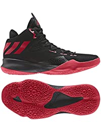 adidas Dual Threat 2017, Zapatillas de Baloncesto Para Hombre