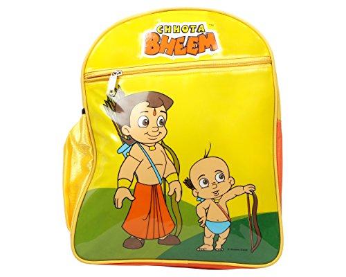 Chhota Bheem School Bag , Polyester, 16