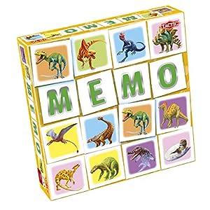 Tactic 55802 Memo Dino, Multi Plata Escritorio para Ordenador