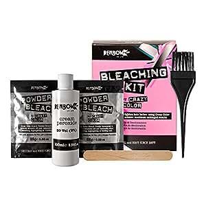 Crazy Color Kit De Décoloration Cheveux