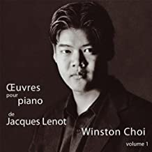 Lenot: Oeuvres pour piano, Vol. 1