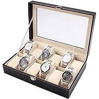 Bivens 12 orologi Incorporando portagioie casella di visualizzazione