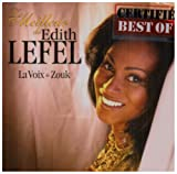 Le Meilleur De Edith Lefel : La Voix Du Zouk