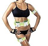 liu Abnehmen Belt BauchgüRtel Elektrisches Training Gear Toning GüRtel Muskel Haupt Sub-Sub-KöRper Gewichtsverlust Massager FüR MäNner & Frauen