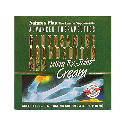 Glucosamin-chondroitin-creme (NATURE'S PLUS - CREAM + Glucosamin + MSM 11 withdr)