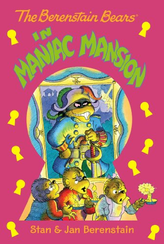 The Berenstain Bears Chapter Book: Maniac Mansion (English Edition)