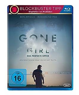 Gone Girl - Das perfekte Opfer [Blu-ray]