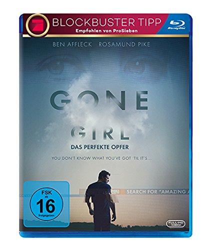 Bild von Gone Girl - Das perfekte Opfer [Blu-ray]