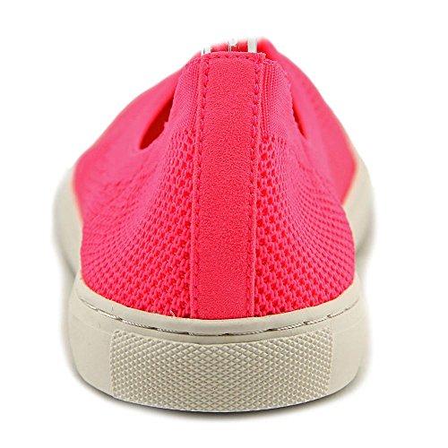Nine West Lillyan Toile Mocassin Hot Pink