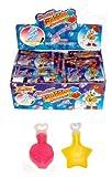 Lot de 10 flacons de bulles de savon pour enfants - couleurs et motifs variés