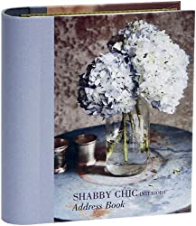 Shabby Chic Mini Address Book