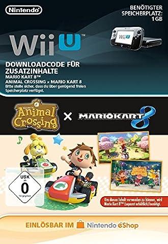 Mario Kart 8 Animal Crossing DLC [Wii U Download