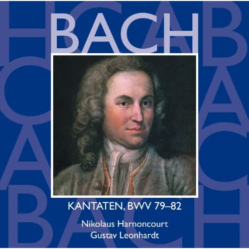 """Cantata No.81 Jesus schläft, was soll ich hoffen? BWV81 : III Aria - """"Die schäumenden Wellen von Belials Bächen"""" [Tenor]"""