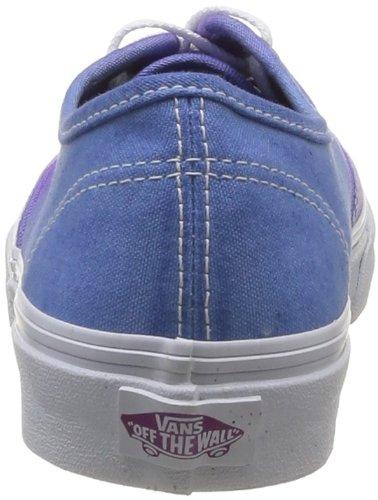 Vans U Authentic Slim Ombre, Baskets mode mixte adulte Violet (Hollyhock/Surf The Web)