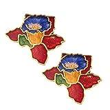 Jazz Jewellery Multicolour Real Meenakar...