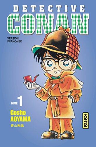 Détective Conan, tome 1 par Gosho Aoyama