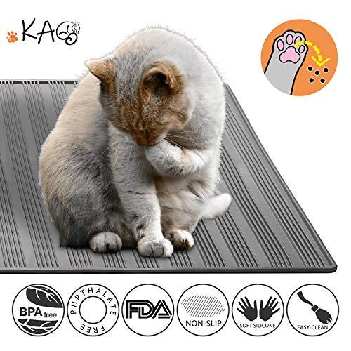 Estera de Arena de Doble Capa para Gatos