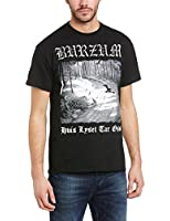 Plastic Head Men's Burzum - Aske (Grey) T-Shirt