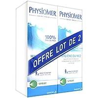 Physiomer Nasal Hygiene Spray 2 x 135ml preisvergleich bei billige-tabletten.eu