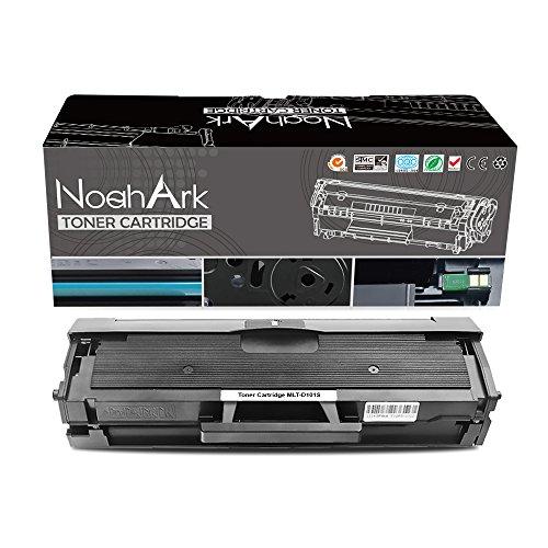 NoahArk Compatible per Samsung MLT-D101S cartuccia toner per Samsung ML-2160W 2161 2166W 2160 2165 2165W 2168 2168W 2167SCX-3400F 3400FW 3401 3401FH 3406W 3406HW 3400 3405 3405F stampante (1 Nero)