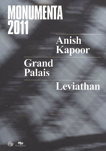 Monumenta 2011 : Anish Kapoor, Grand Palais, Leviathan