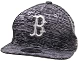 New Era Herren Snapback Caps Engineered Fit Boston Red Sox grau S/M