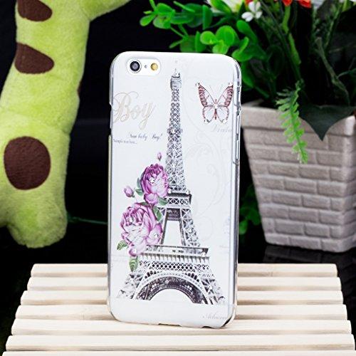 Infinite U Bijoux Charmant 3D Brillant Strass Cristal Femme Coque/Case de Protection du Téléphone Portable pour iphone 6 en 4.7 Inch 10-iphone 6/iphone 6s case