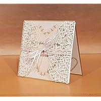 Hochzeitskarte, Glückwunschkarte zur Hochzeit, Namen/Datum personalisierbar, Handarbeit
