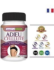 ADIEU CELLULITE – Puissant et Efficace anti cellulite – Formule avec CLA acaf4a39dc6