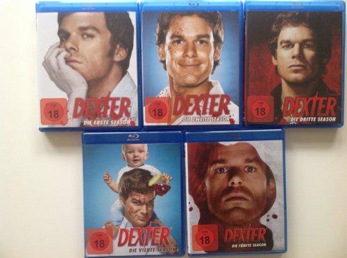 Staffeln 1-5 Boxset [Blu-ray]