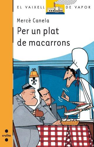 Per un plat de macarrons (eBook-ePub) (Barco de Vapor Naranja)
