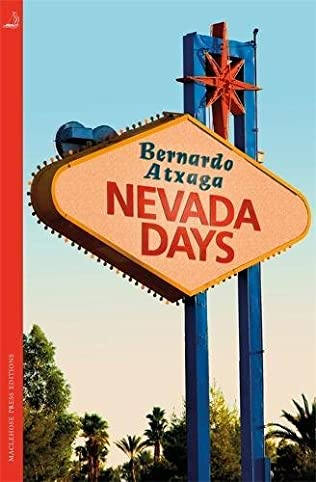 book cover of Nevada Days
