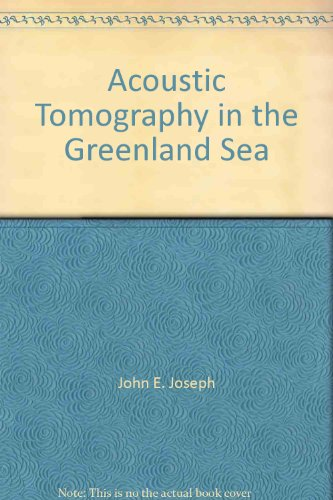 Acoustic Tomography in the Greenland Sea