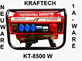 Stromgenerator Stromerzeuger 6000Watt A Luftkühlung, 6,5HP, 4Takt, 12, 220, 380V