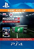 5.850 Madden NFL 18 Ultimate Team-Points [PS4 Download Code...