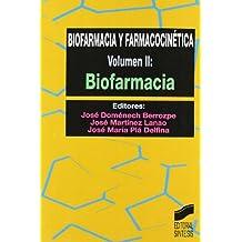 Biofarmacia y farmacocinética: Vol.2