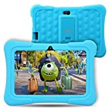 Dragon Touch Y88X Plus - Tablet Infantil de 7 Pulgadas ( SO Android Lollipop , 178? Vista Pantalla , 8G , Funda Alta Protección para Niños con Soporte