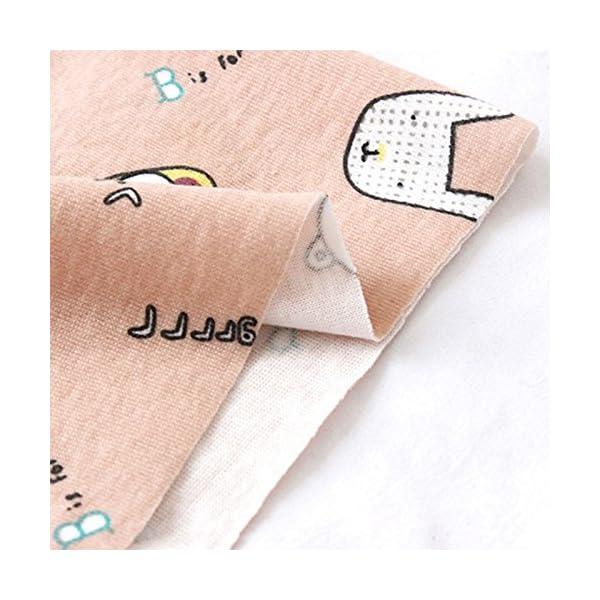 VI. yo gato pañuelo de los niños dibujos animados niños niñas niños algodón cuello bufandas Multi uso calentador de… 4