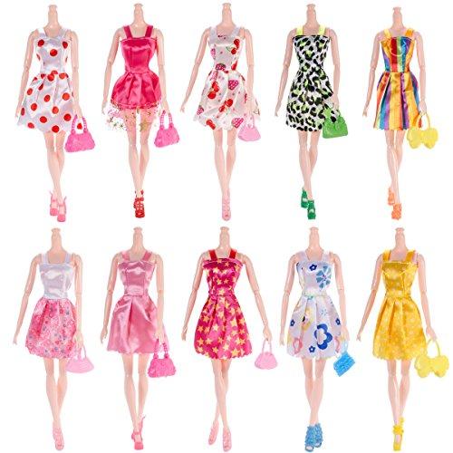 30pcs-bambola-barbie-accessori-10pcs-abito-da-sposa-fatto-a-mano-10-paia-di-scarpe-10pcs-borsa-a-tra