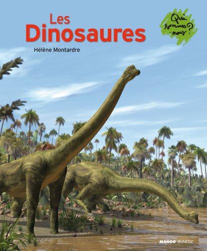 Les dinosaures par Hélène Montardre