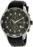 Titan 90008KP02J Analog Watch