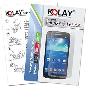Kolay 10 Pack Screen Protector For Samsung Galaxy  -  - GALAXY S4 ACTIVE i9295