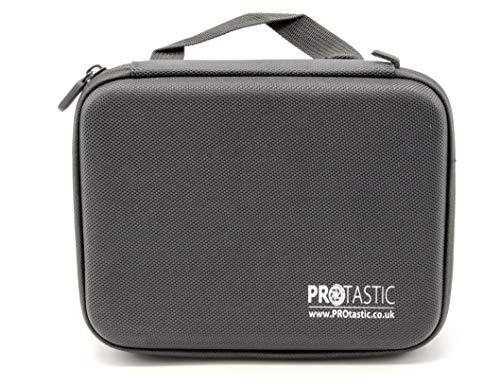 Protastic custodia guscio protettiva da viaggio di medie dimensioni custodia per fotocamere e accessori GoPro Hero.