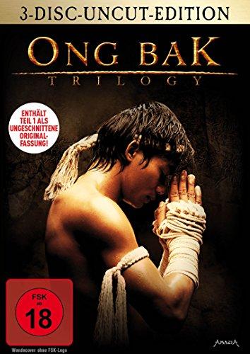 Bild von Ong bak Trilogy (Uncut Edition, 3 Discs)